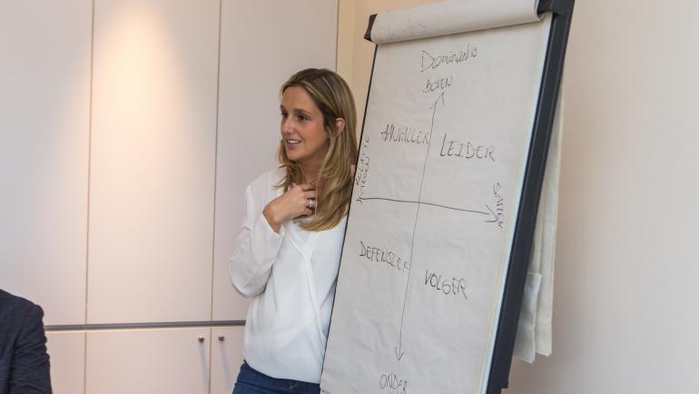 Presentatie-technieken & Non-verbale taal